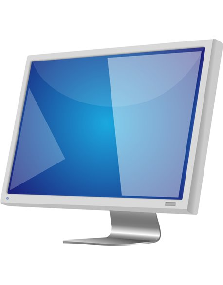 HP V197 18.5-Inch LEDBlt Monitor/ VGA/DVI