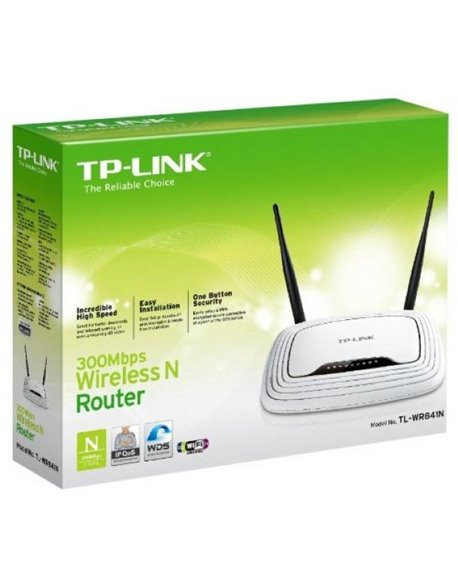 300Mbps Wireless N Router - TL-WR840N