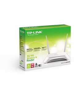 300Mbps 3G/4G Wireless N Router - TL-MR3420