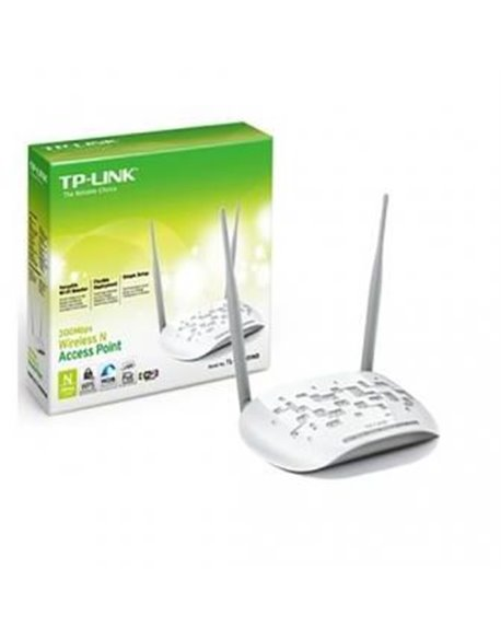 300Mbps Wireless N Access Point - TL-WA801ND